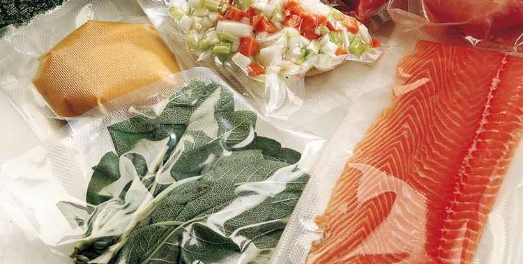 упаковка, длить, пищевой, продукт, плюс, минус