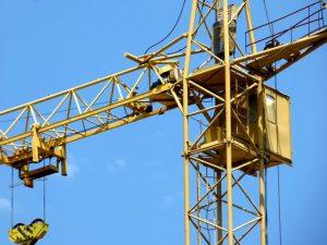 Виды строительных кранов