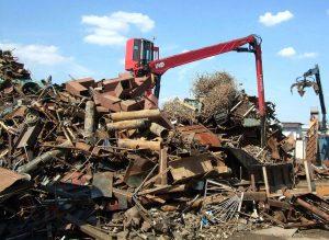 В чем польза оправки металлолома на переработку
