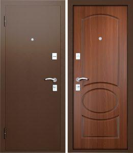 Металлические двери как средство защиты