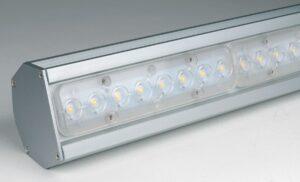 Виды промышленных светодиодных светильников