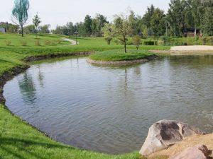 Способы очистки искусственных водоемов
