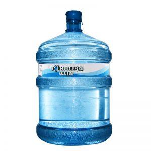 Доставка воды в 19л бутылях