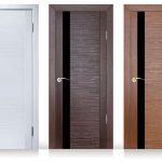 Межкомнатные двери основные типы