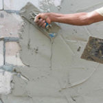 Выбор цементных штукатурок
