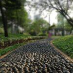Использование камня в благоустройстве территорий