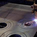 Изготовление деталей на лазерном станке