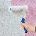 Методы нанесения фактурной краски